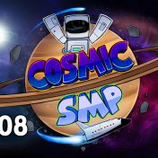 Cosmic SMP S1-E08 – Base Tours and Deals with Focus Part 1/2