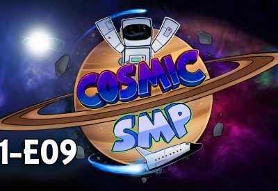 Cosmic SMP S1-E09 – Base Tours and Deals with Focus Part 2/2