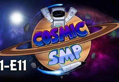 Cosmic SMP S1-E11 – Ravenholm Farms & Delivery Stations