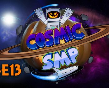 Cosmic SMP S1-E13 – 👻 The Halloween Store 🎃