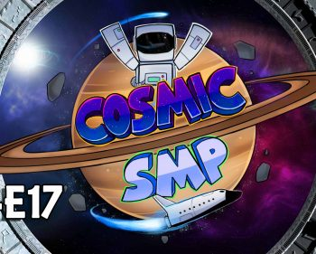 Cosmic SMP S1-E17 – Stargate The Mini-Game