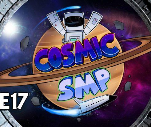Cosmic SMP S1-E17 – Stargate The Mini-Game