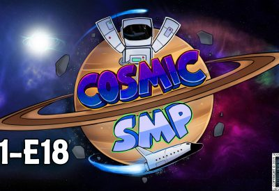 Cosmic SMP S1-E18 – Wool Store