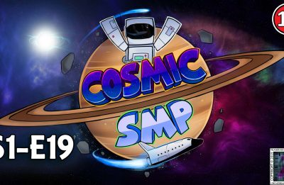 Cosmic SMP S1-E19 – Diamonds