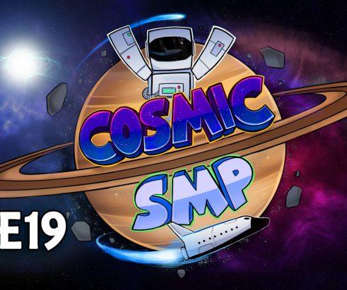 Cosmic SMP S1-E19 – Diamonds