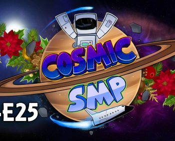 Cosmic SMP S1-E25 – Merry Christmas