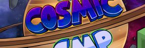 Cosmic SMP S1-E28 – 10 Chunk Slime Farm