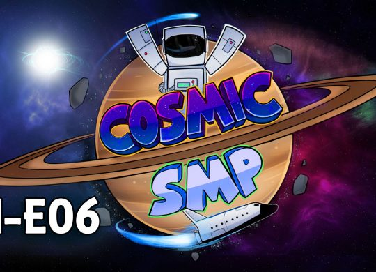 Cosmic SMP S1-E06 – The Farming District