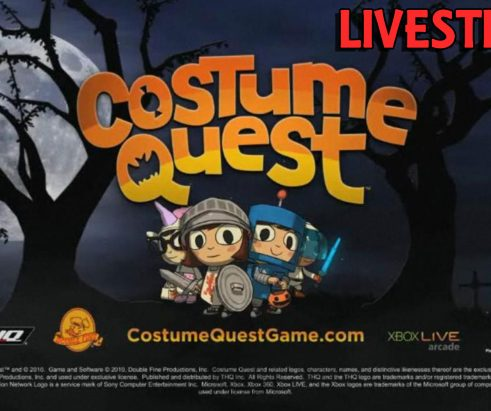 Costume Quest – Gameplay Part 2