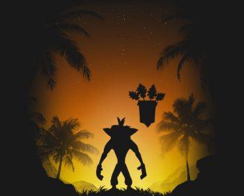 Video Game Silhouettes