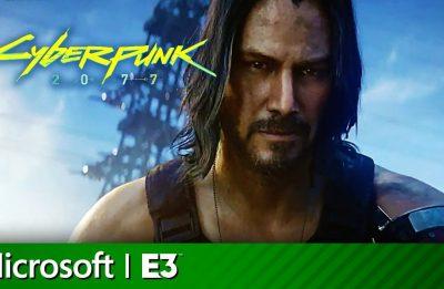 Cyberpunk 2077 – E3 2019