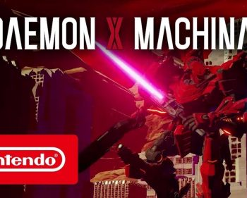 DAEMON X MACHINA – E3 2018