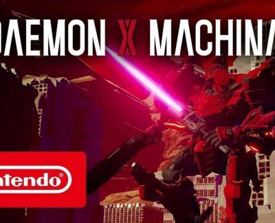 DAEMON X MACHINA – E3 2018