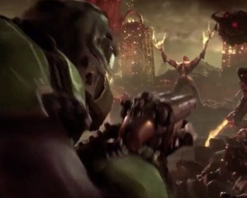 DOOM Eternal – E3 2018