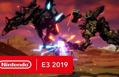 Daemon X Machina – E3 2019
