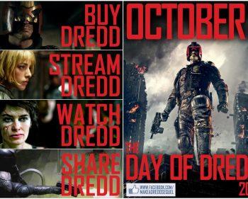 Day Of Dredd