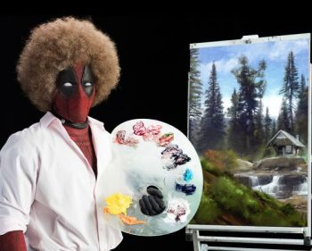 "New ""Wet on Wet"" teaser for Deadpool 2 is here!"