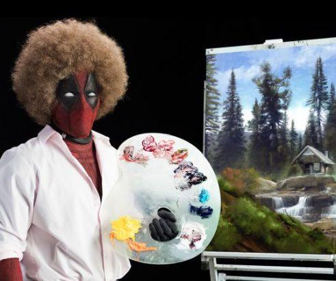 """New """"Wet on Wet"""" teaser for Deadpool 2 is here!"""