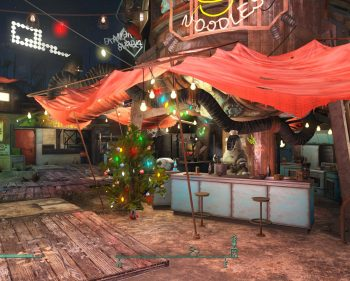 Christmas in the Wasteland