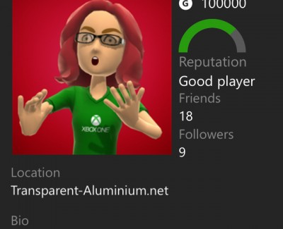 I Finally Reached 100K XBOX Gamerscore
