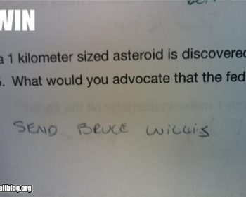 Picture Imp: Funny Exam Answers Part 2