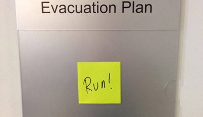 Picture Imp: Evacuation Plan