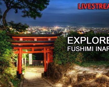 Exploring Fushimi Inari
