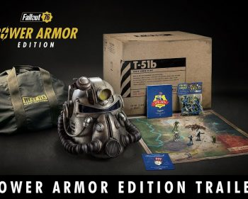 Fallout 76 Power Armor Edition – E3 2018