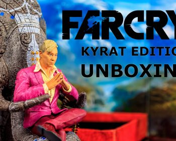 Far Cry 4 Kyrat Edition Unboxing
