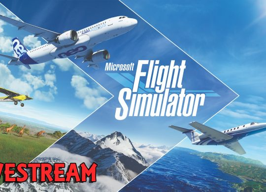 Microsoft Flight Simulator 2020 Gameplay