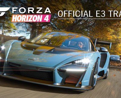 Forza Horizon 4 – E3 2018
