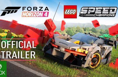 Forza Horizon 4 LEGO Speed Champions – E3 2019