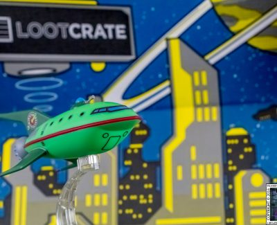 Loot Crate – July 2016 Futuristic Photos