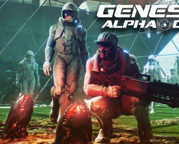 Genesis Alpha One – E3 2018