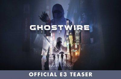 Ghostwire: Tokyo – E3 2019
