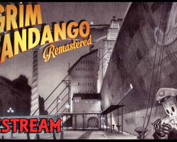 Grim Fandango Remastered – Lets Play – Year 3