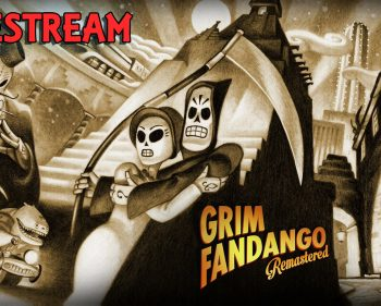 Grim Fandango Remastered – Lets Play – Year 4