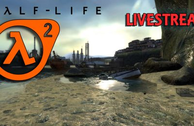 Half-Life 2: Lost Coast – Playthrough Live