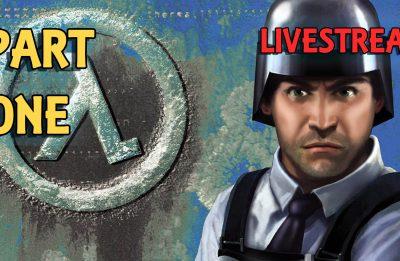 Half-Life: Blue Shift – Playthrough Live