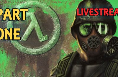 Half-Life: Opposing Force – Playthrough Live – Part 01