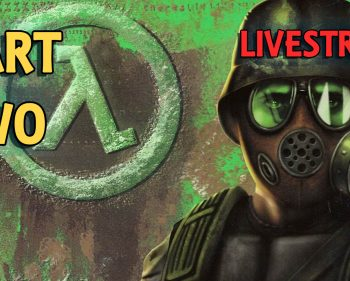 Half-Life: Opposing Force – Playthrough Live – Part 02