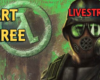 Half-Life: Opposing Force – Playthrough Live – Part 03