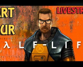 Half-Life Playthrough Livestream Part 04