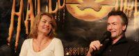 Hallowhedon2 2010 – Sunday: Robin Sachs & Stephanie Romanov