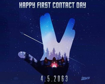 Happy First Contact Day 2021