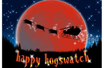 Happy Hogswatch 2020