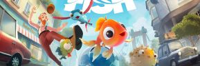 Swim, Fly, And Roll For Freedom In I Am Fish Episode 1