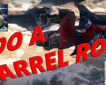 Destiny – Sparrow Barrel Roll 2