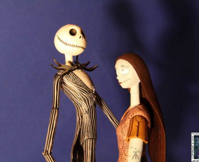 The Nightmare Before Christmas Statue