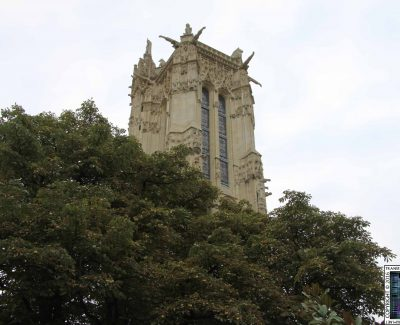 Paris – Saint Jacques Tower